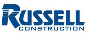 russell construction company logo